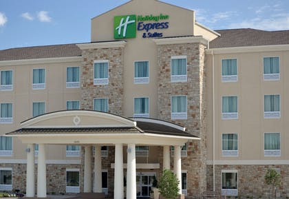 Exterior | Holiday Inn Express Hotel & Suites St. Joseph