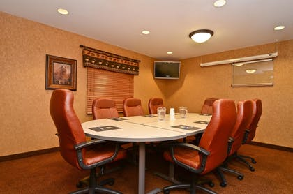 Meeting Facility | Best Western Plus Kelly Inn & Suites