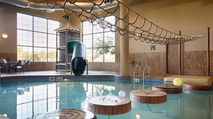Indoor Pool | Best Western Plus Kelly Inn & Suites