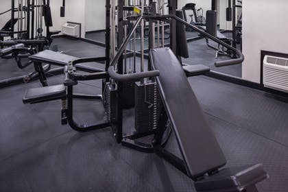 Gym | Best Western Kelly Inn
