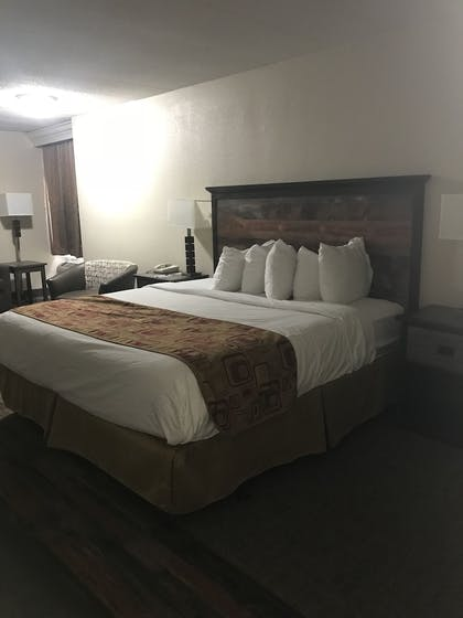 Guestroom | Best Western Kelly Inn