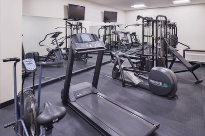 Fitness Facility | Best Western Kelly Inn