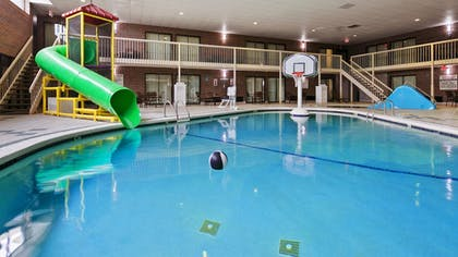 Sports Facility | Best Western Kelly Inn