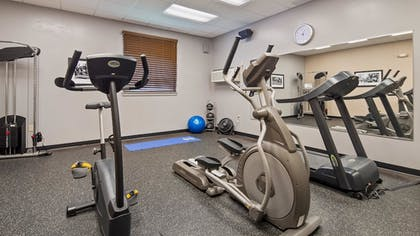 Fitness Facility   Best Western Plus Portsmouth Hotel & Suites