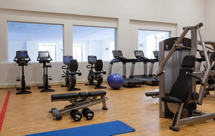Fitness Facility | Le Meridien Charlotte