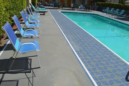 Outdoor Pool | Musicland Hotel