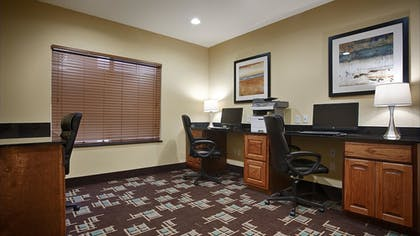 Business Center | Best Western Plus Fort Worth Forest Hill Inn & Suites