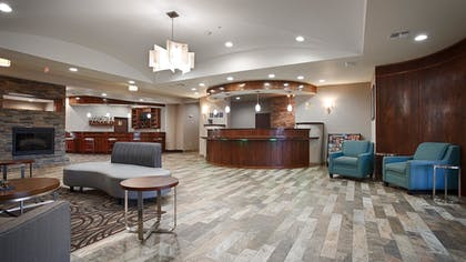 Lobby | Best Western Plus Fort Worth Forest Hill Inn & Suites