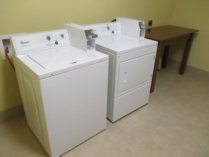 Laundry Room | Best Western Plus Fort Worth Forest Hill Inn & Suites