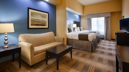 Guestroom | Best Western Plus Fort Worth Forest Hill Inn & Suites