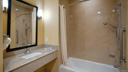 Bathroom | Best Western Plus Fort Worth Forest Hill Inn & Suites