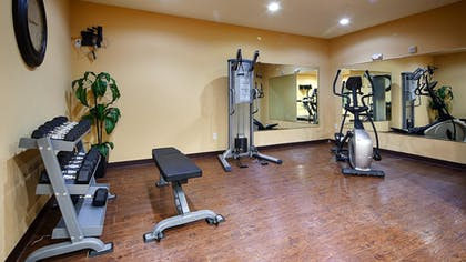 Fitness Facility | Best Western Plus Fort Worth Forest Hill Inn & Suites