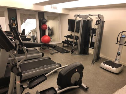 Fitness Facility | The Fontaine
