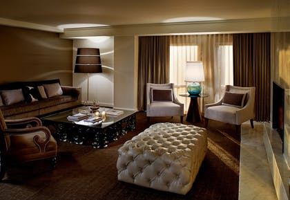 Living Room | The Fontaine