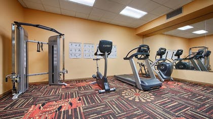 Gym | Best Western Red Hills