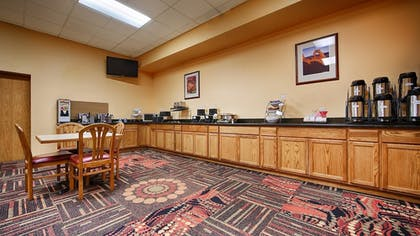 Restaurant | Best Western Red Hills