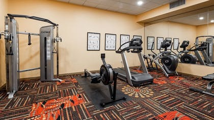Fitness Facility | Best Western Red Hills