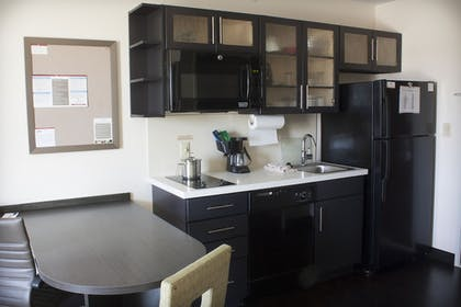 In-Room Kitchen | Candlewood Suites Youngstown W I-80 Niles Area