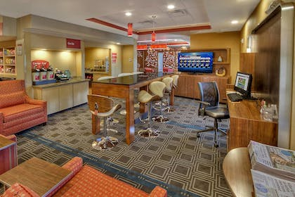 Lobby | Towneplace Suites Oklahoma City Airport