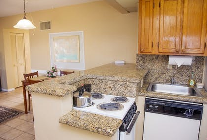 In-Room Kitchen | Neptune Hollywood Beach Hotel