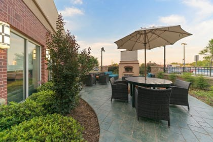 Terrace/Patio | Hilton Garden Inn Lawton-Fort Sill
