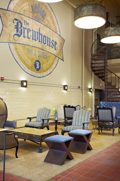 Hotel Interior | The Brewhouse Inn & Suites