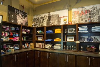 Gift Shop | The Brewhouse Inn & Suites