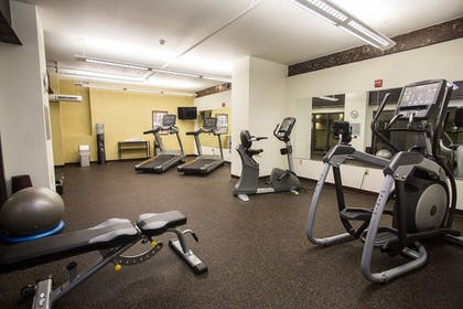 Fitness Facility | The Brewhouse Inn & Suites