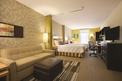 Guestroom | Home2 Suites by Hilton Long Island City