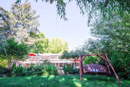 Property Grounds | Inn on the Russian River