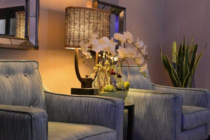 Lobby Sitting Area | Holiday Inn Express Hotel & Suites Indio