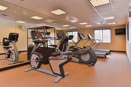 Fitness Facility | Holiday Inn Express Hotel & Suites Indio