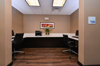 Business Center | Holiday Inn Express Hotel & Suites Indio