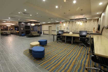 Business Center   Holiday Inn Express Hotel & Suites Goldsboro - Base Area