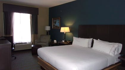 Guestroom   Holiday Inn Express Hotel & Suites Goldsboro - Base Area