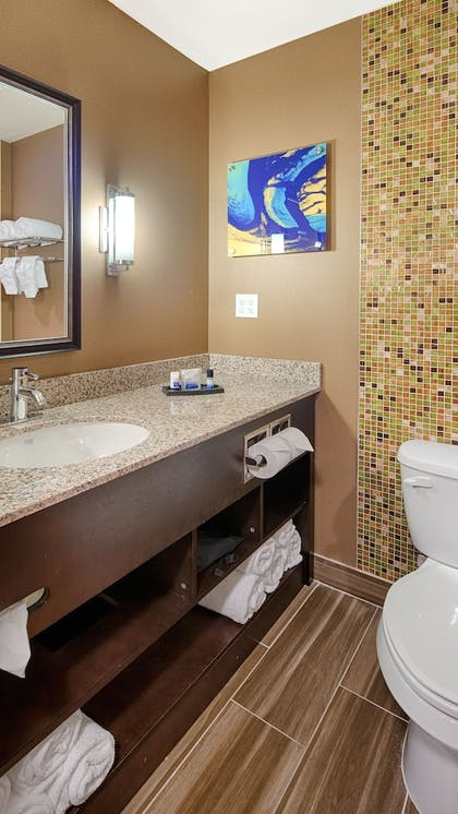 Bathroom | Best Western Plus Miami Executive Airport Hotel & Suites