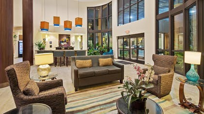 Reception | Best Western Plus Miami Executive Airport Hotel & Suites