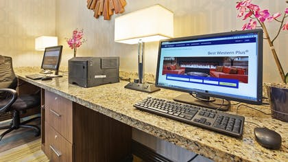 Business Center | Best Western Plus Miami Executive Airport Hotel & Suites