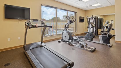 Fitness Facility | Best Western Plus Miami Executive Airport Hotel & Suites