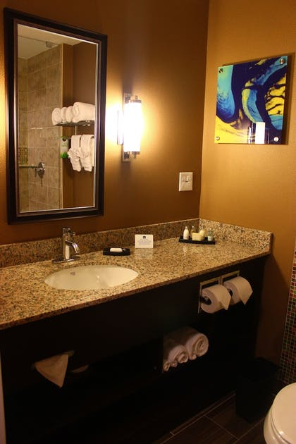 Bathroom Sink | Best Western Plus Miami Executive Airport Hotel & Suites