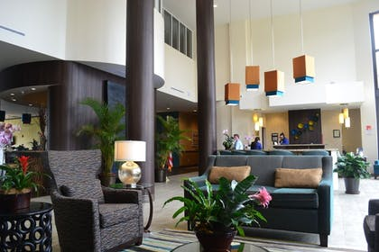 Lobby Sitting Area | Best Western Plus Miami Executive Airport Hotel & Suites