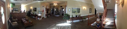 Interior Entrance | Beau Rivage Golf & Resort