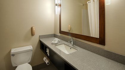 Bathroom | Best Western Inn & Suites