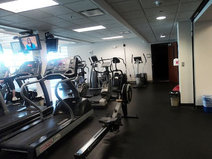 Gym | Extended Stay Airport