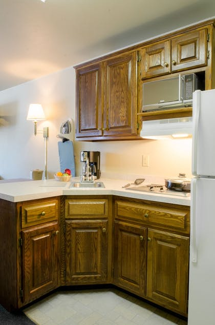 In-Room Kitchen   Extended Stay Airport