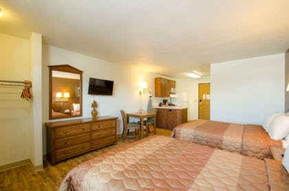 Guestroom | Extended Stay Airport