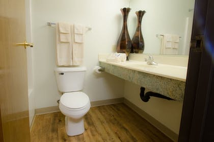 Bathroom | Extended Stay Airport
