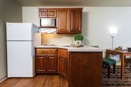 In-Room Kitchen | Extended Stay Airport