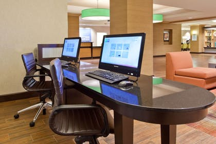 Business Center | Holiday Inn Express Hotel & Suites Huntsville West - Research Pk