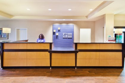 Reception | Holiday Inn Express Hotel & Suites Huntsville West - Research Pk